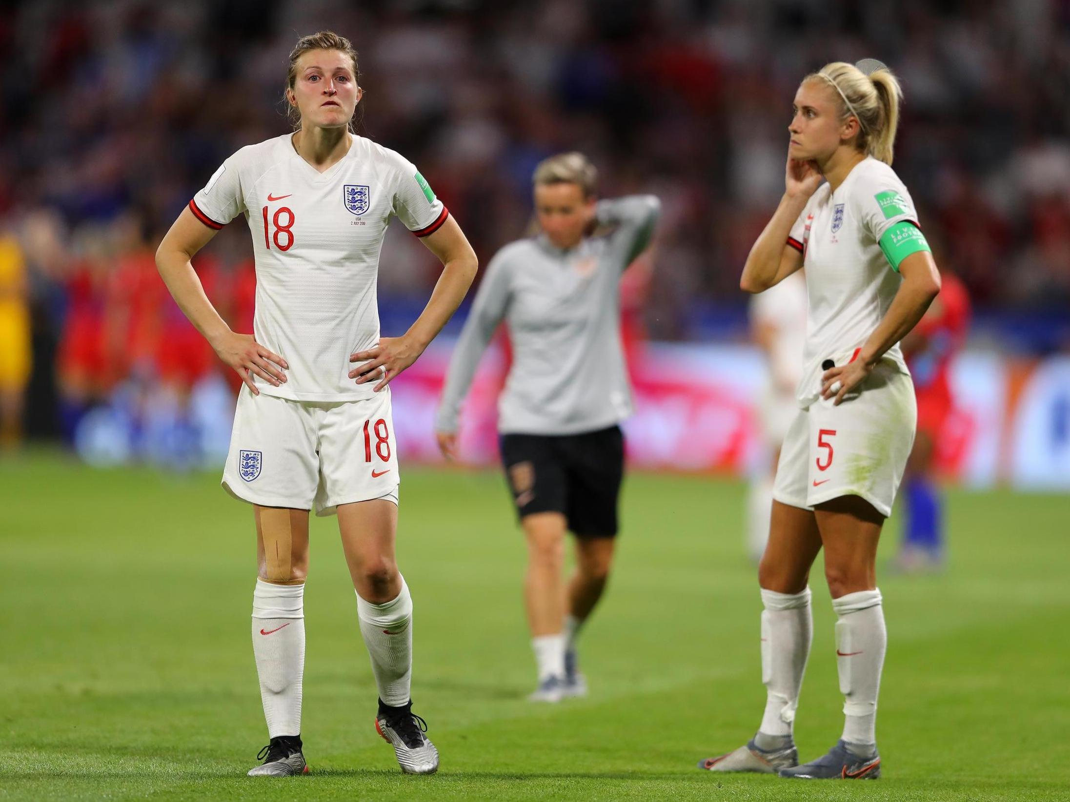 Image result for england usa women's football