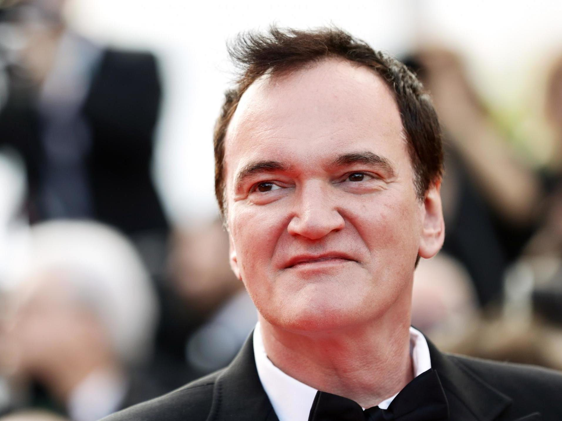 Quentin Tarantino says his ideal version of Star Trek would be 'Pulp Fiction in space'