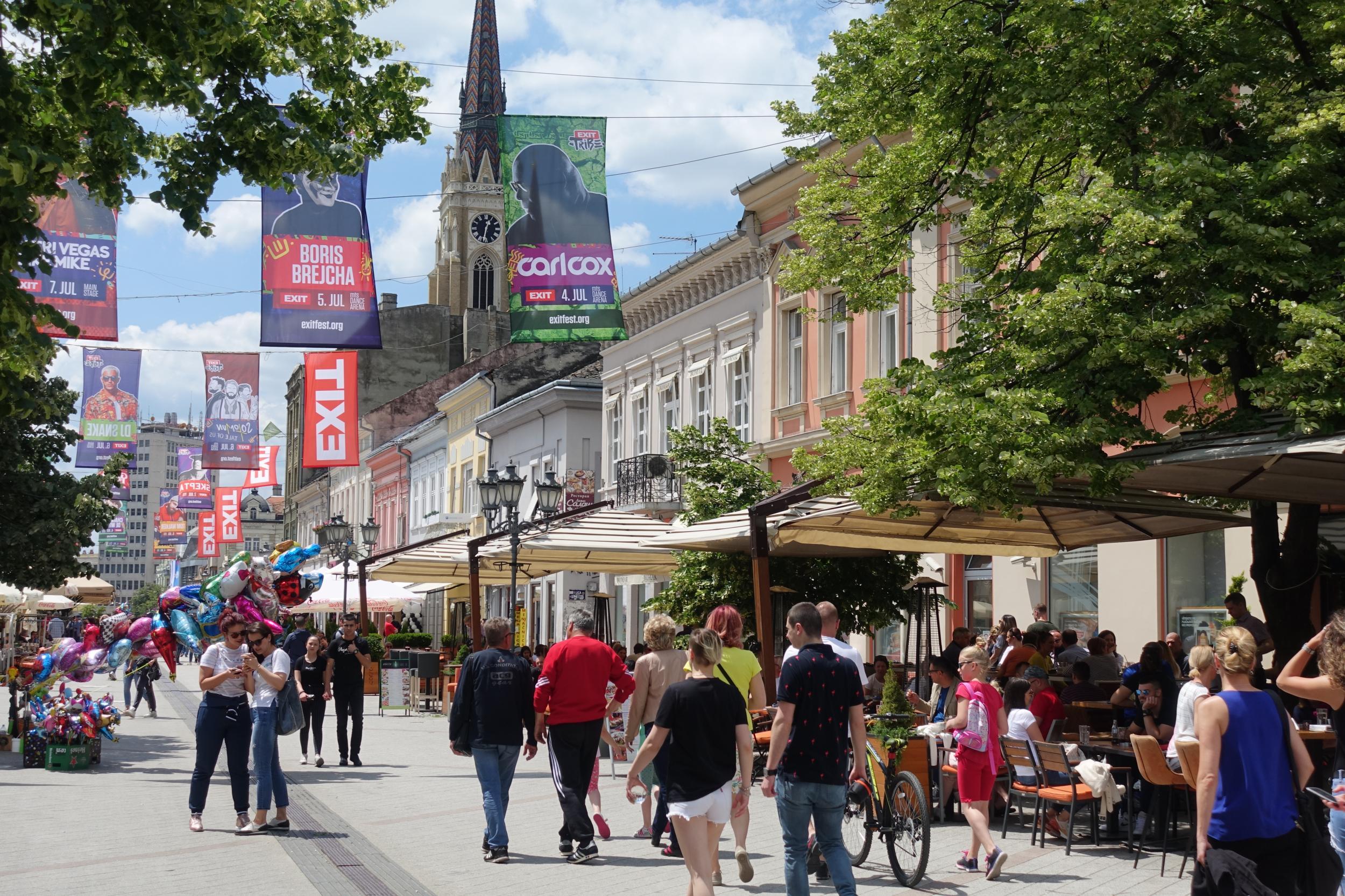 Adult Guide Novi Sad