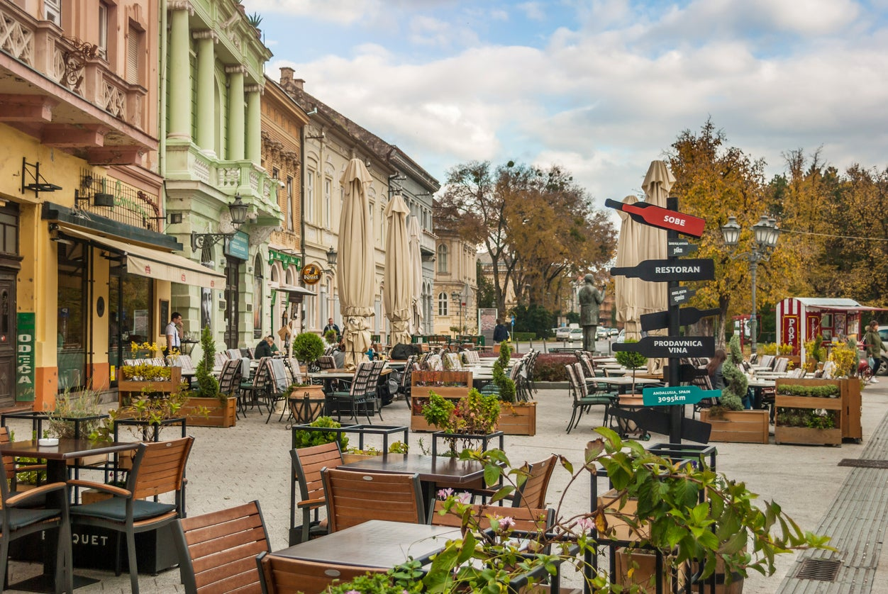 Novi Sad guide: Where to eat, drink, shop and stay in Serbia's second city