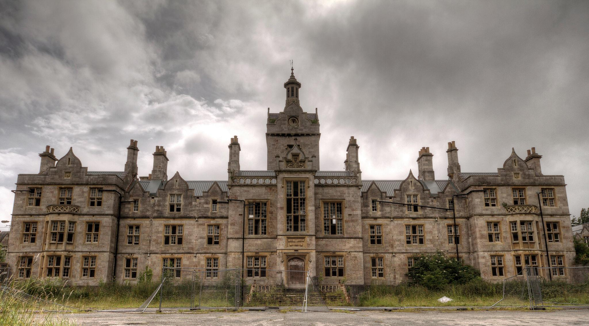 Photos Of Abandoned Buildings Across The Uk To Go On Display In New Exhibition The Independent The Independent