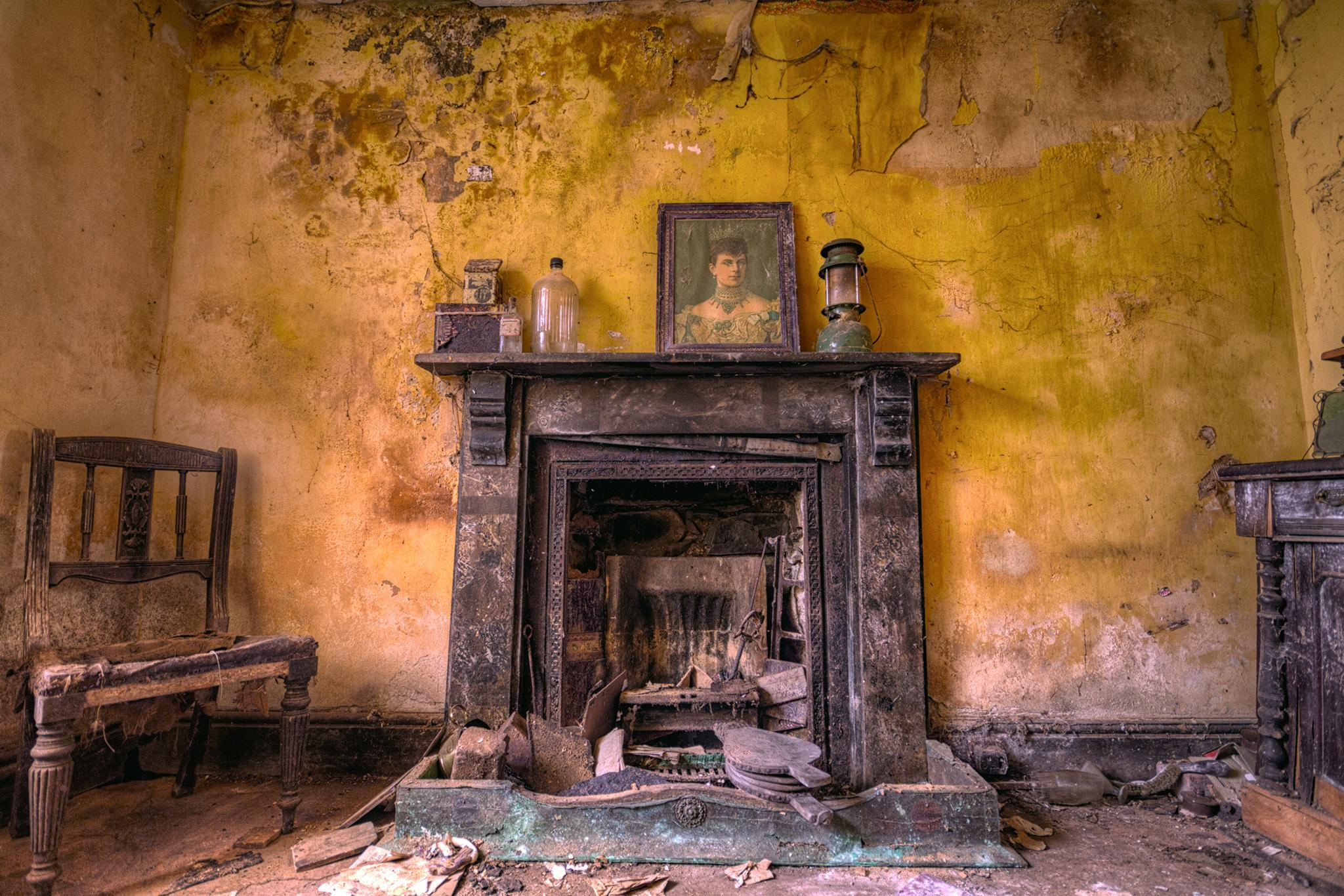 Photos of abandoned buildings across the UK to go on display in new exhibition