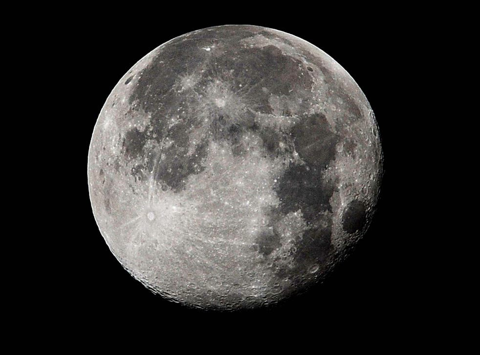 The moon is Earth's companion in space and a sensational sight in our skies