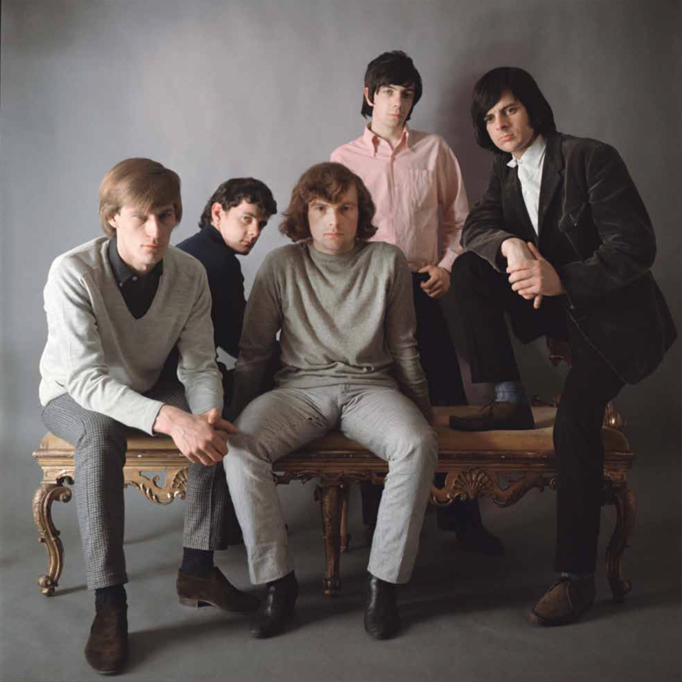 Decca Records in 1964: The Rolling Stones, Van Morrison, Tom Jones and the British pop explosion