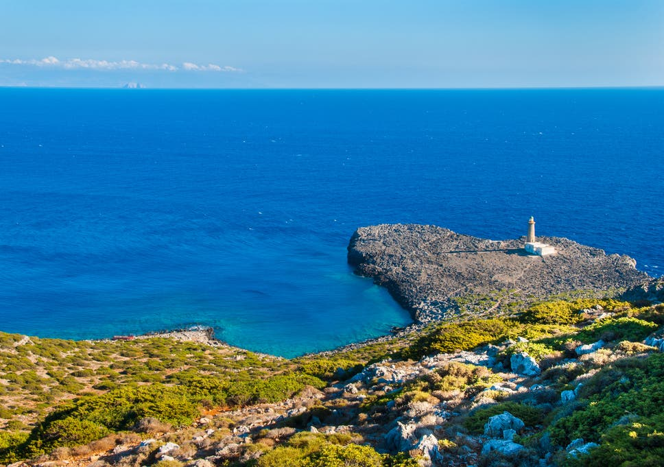 Image result for Antikythera island