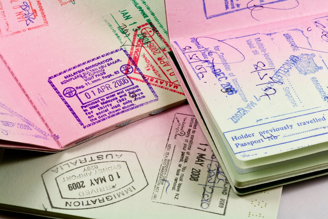Passport damage could cost Britons their next holiday