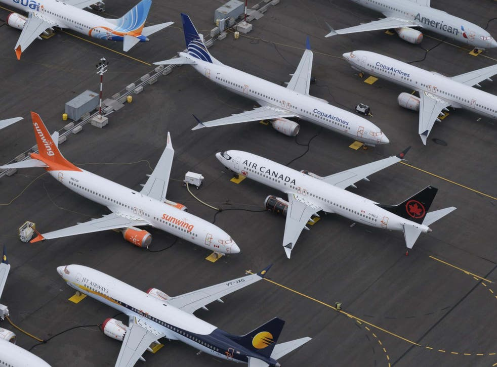 After a pair of crashes, the 737 Max has been grounded by the FAA and other aviation agencies