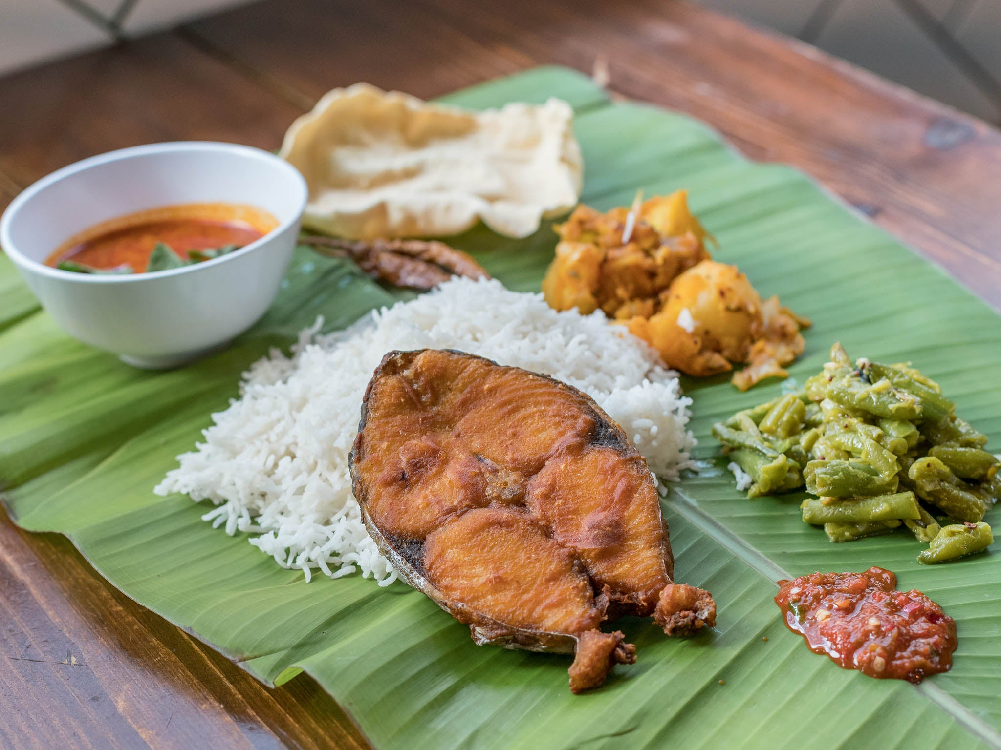 Gopal's Corner: The restaurant paving the way for Malaysian food in London 1