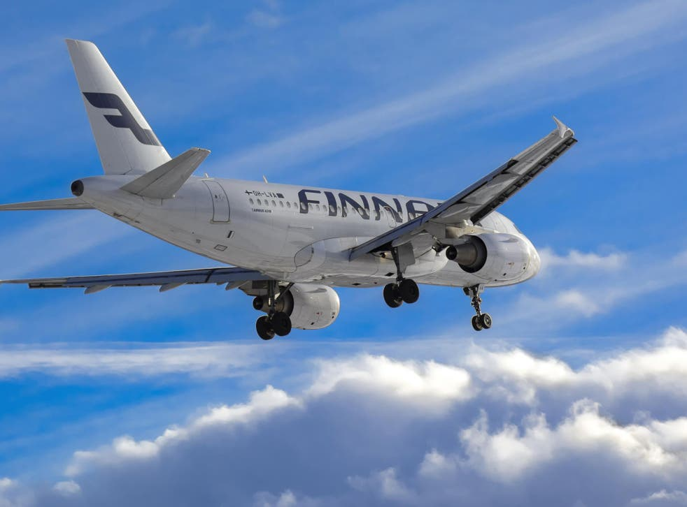 Today's reader is impressed with the swiftness of the Finnish carrier's service