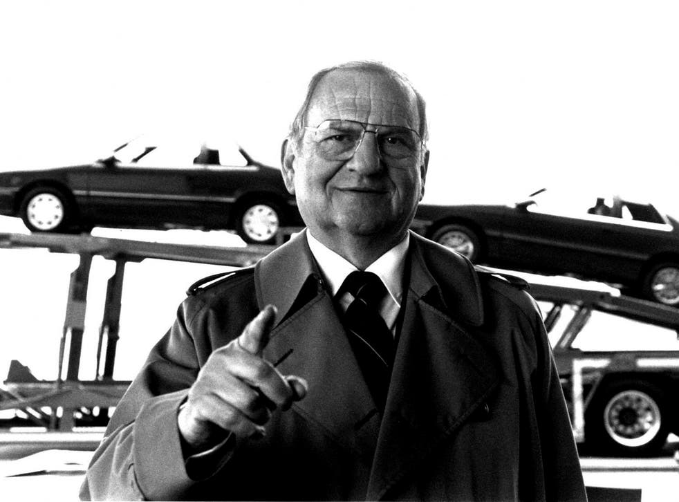 Iacocca delivers his famous line: 'If you can find a better car, buy it'