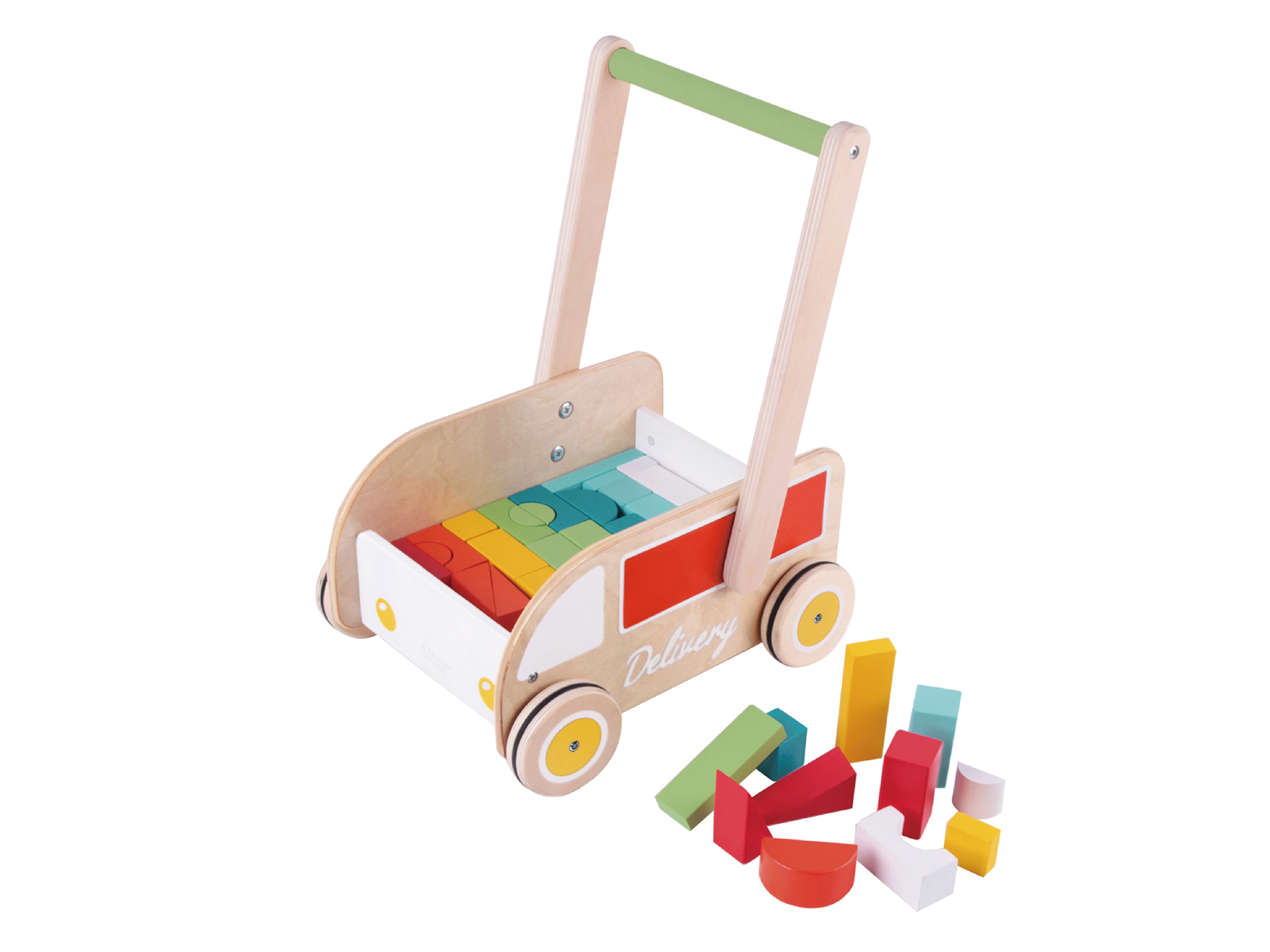 Best baby walker for you: Choose from traditional wooden