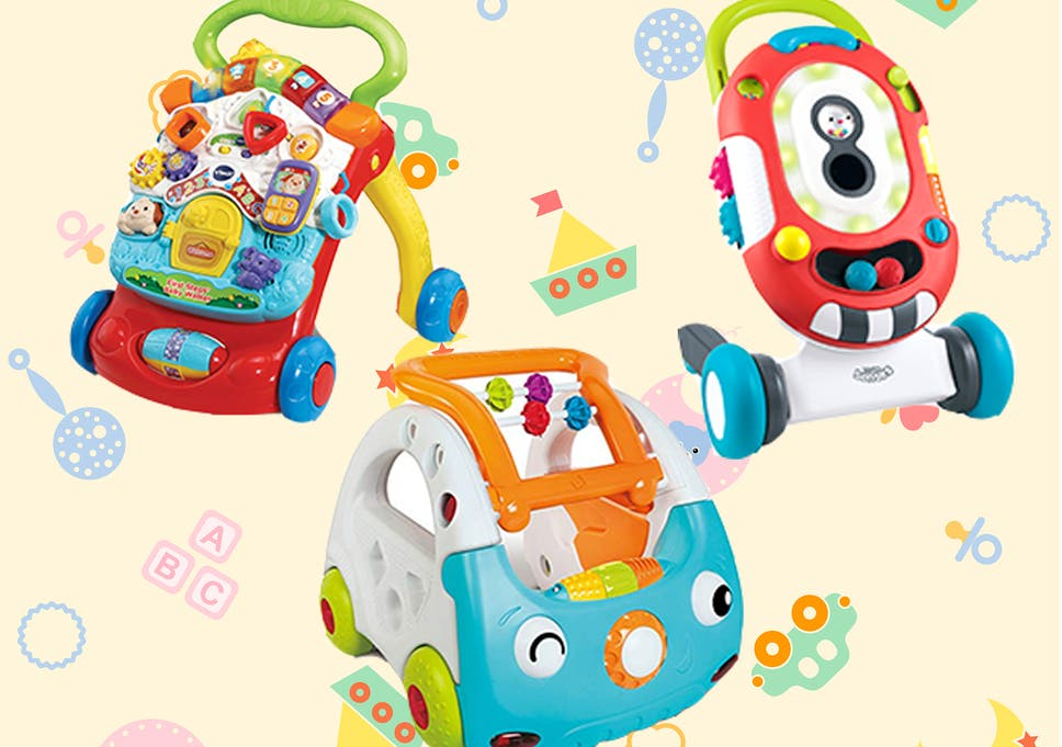 7f4a5fd9d8d Give your infant their first taste of freedom with these mobile activity  stations
