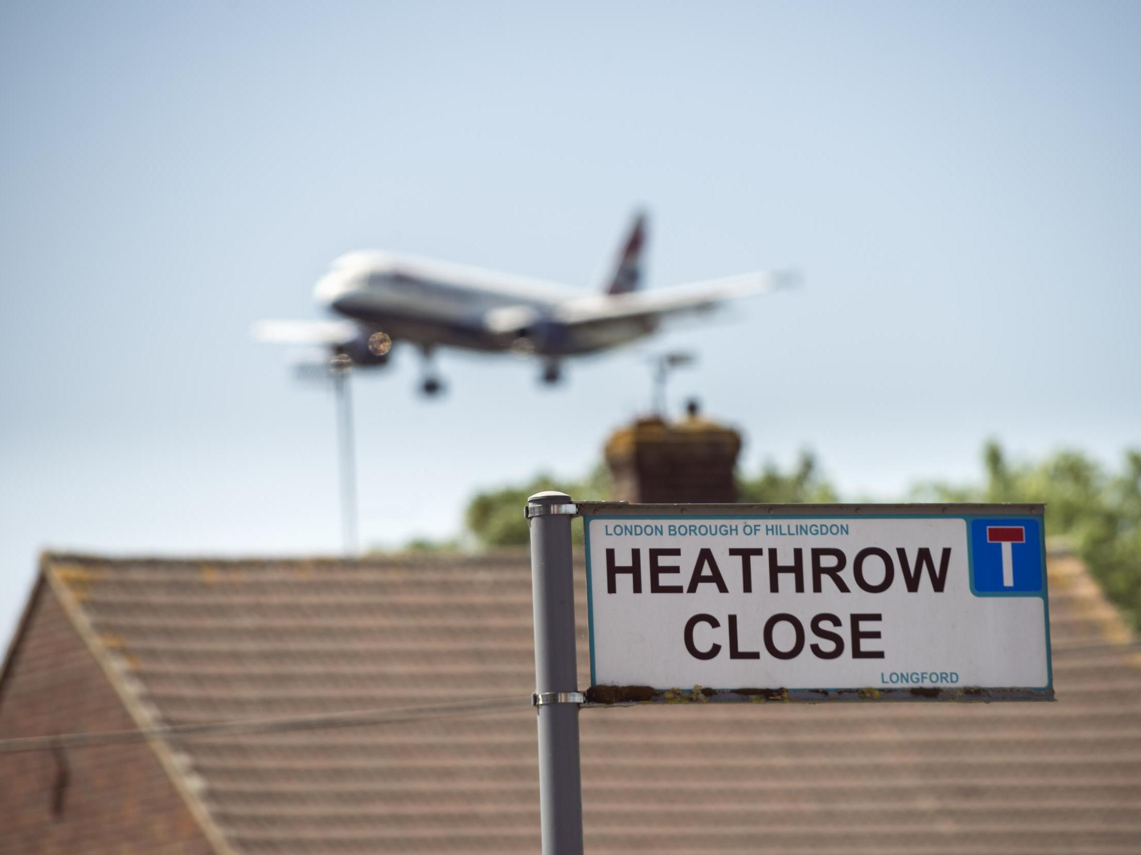 Heathrow says it is worried climate change will cause problems to th…