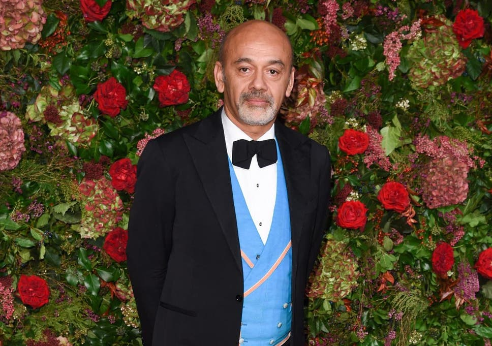 d57f33f98cc Christian Louboutin interview: 'I once thought I saw the Queen in my ...
