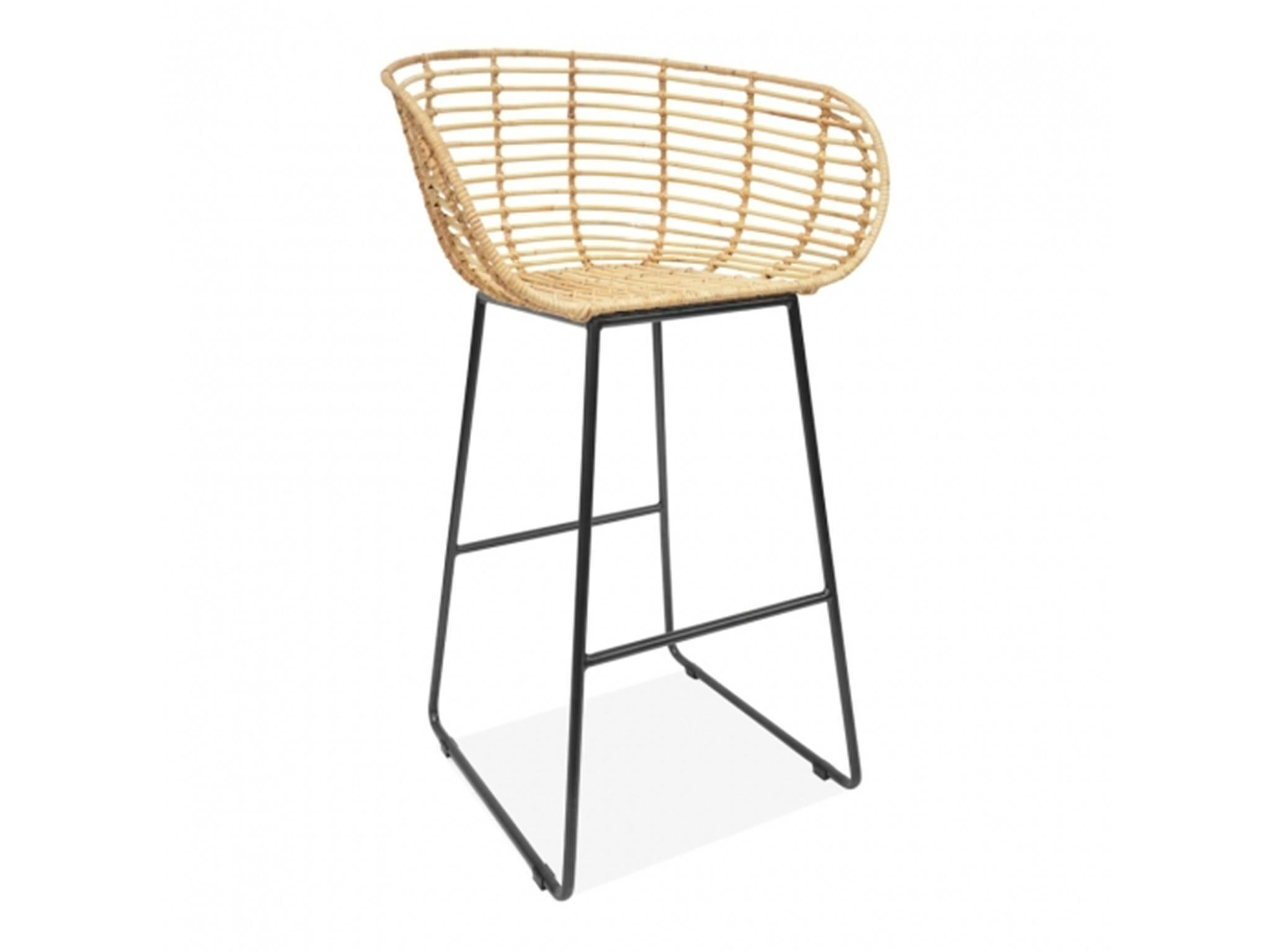Awe Inspiring Best Bar Stools For A Modern Chic Living Space Bralicious Painted Fabric Chair Ideas Braliciousco