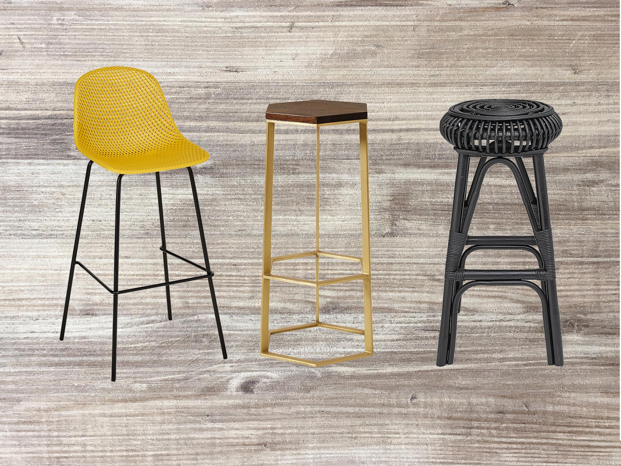 Best bar stools for a modern chic living space