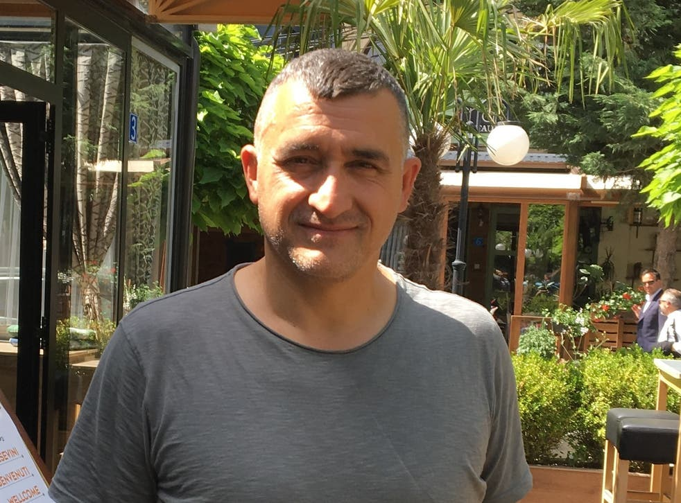 Bedri Elezi fought alongside foreign jihadists during the struggle for independence in Kosovo