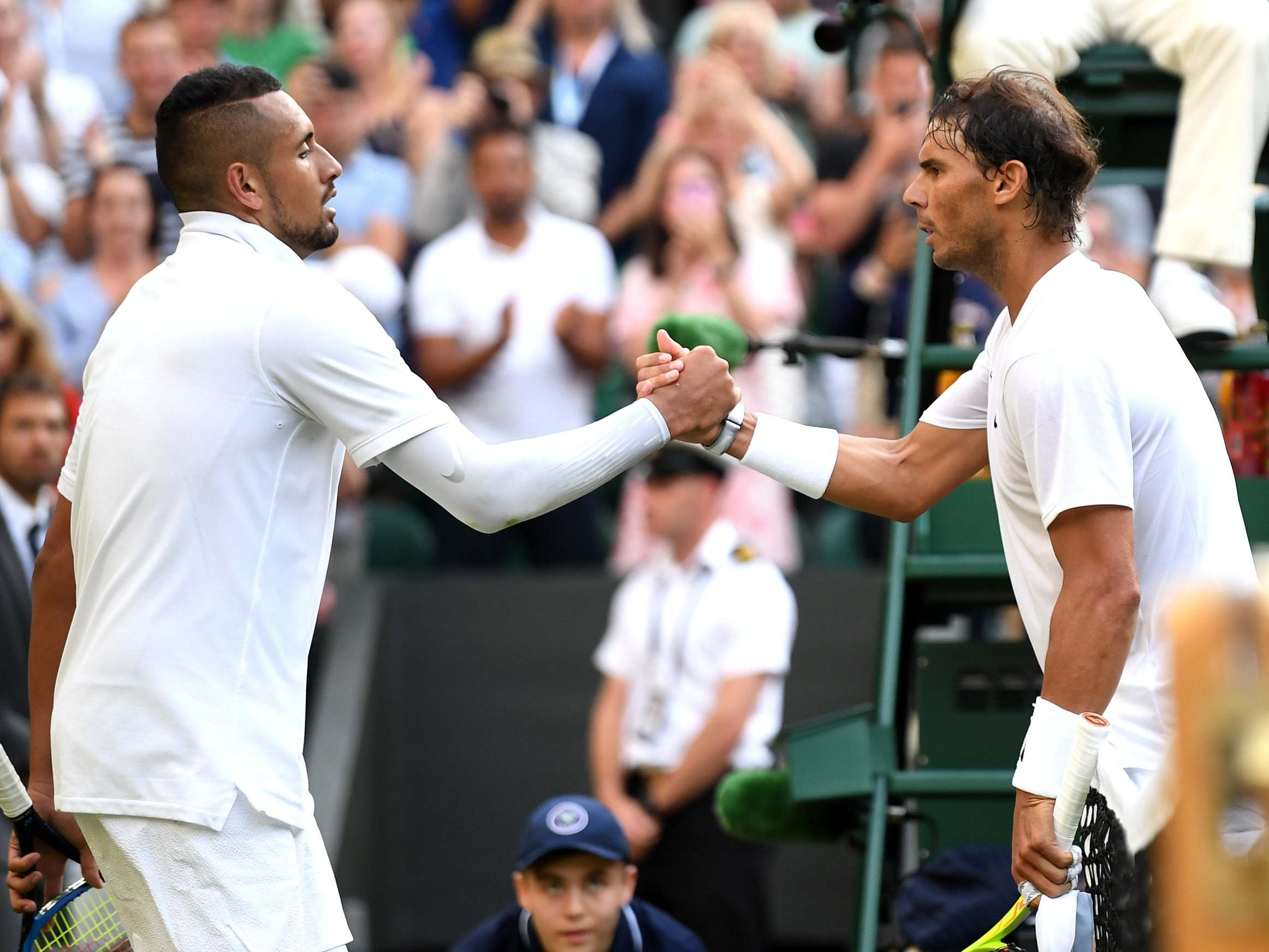 Wimbledon 2019: Why Rafael Nadal's fiery clash with Nick Kyrgios was just what tennis needs