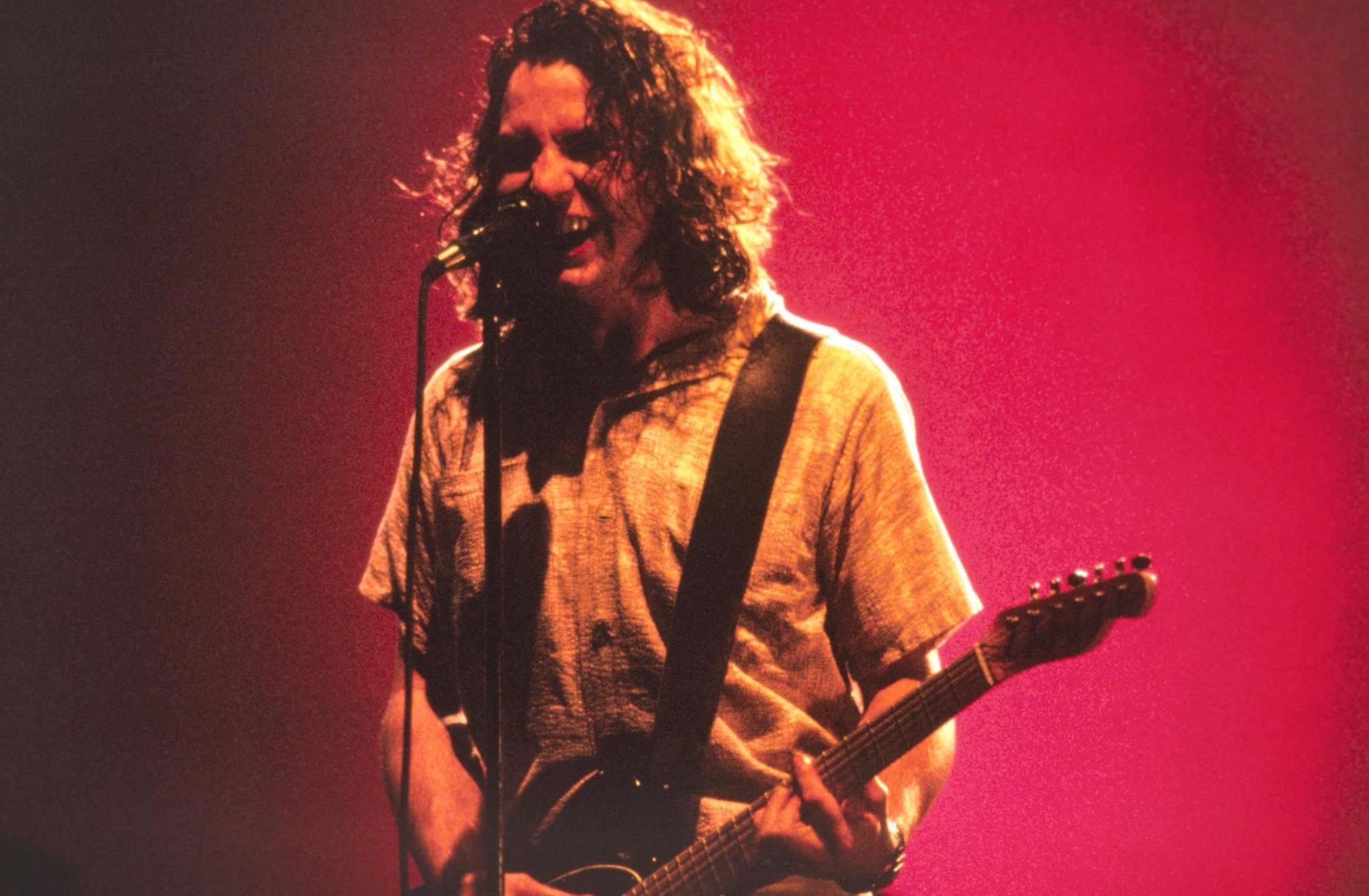 How Pearl Jam took on the music industry and lost – but predicted the future