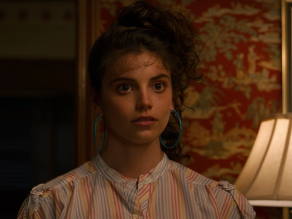 Stranger Things newcomer Francesca Reale had to 'audition