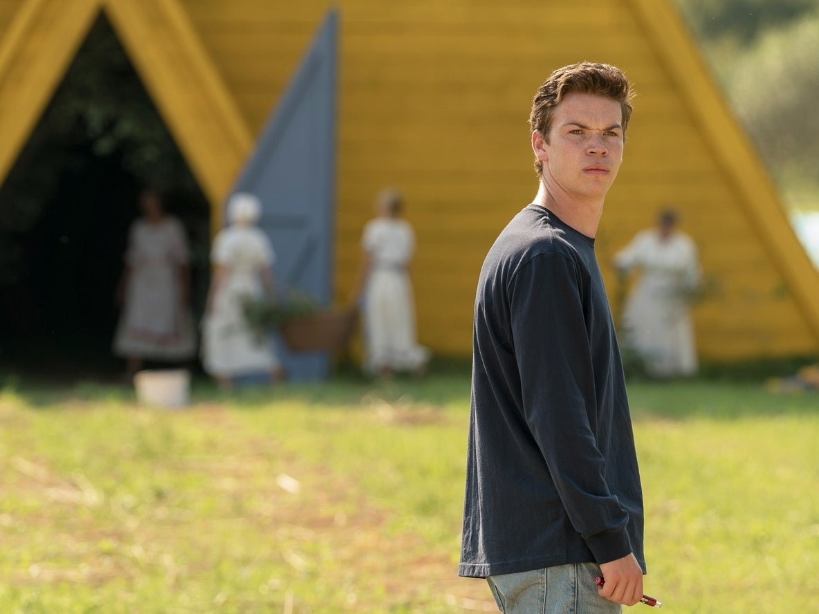 Midsommar star Will Poulter teases background secrets: 'If you look closely, you'll see clues'