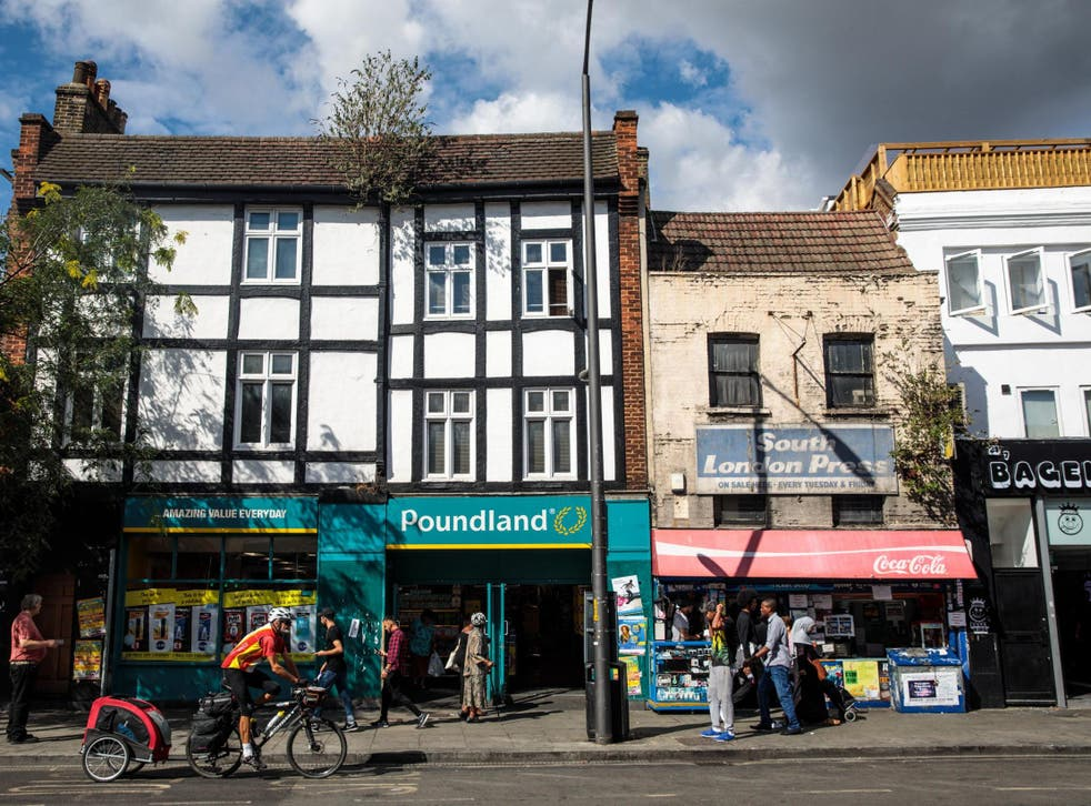 Looking for a bargain appears to be integral part of most people in UK's daily lives