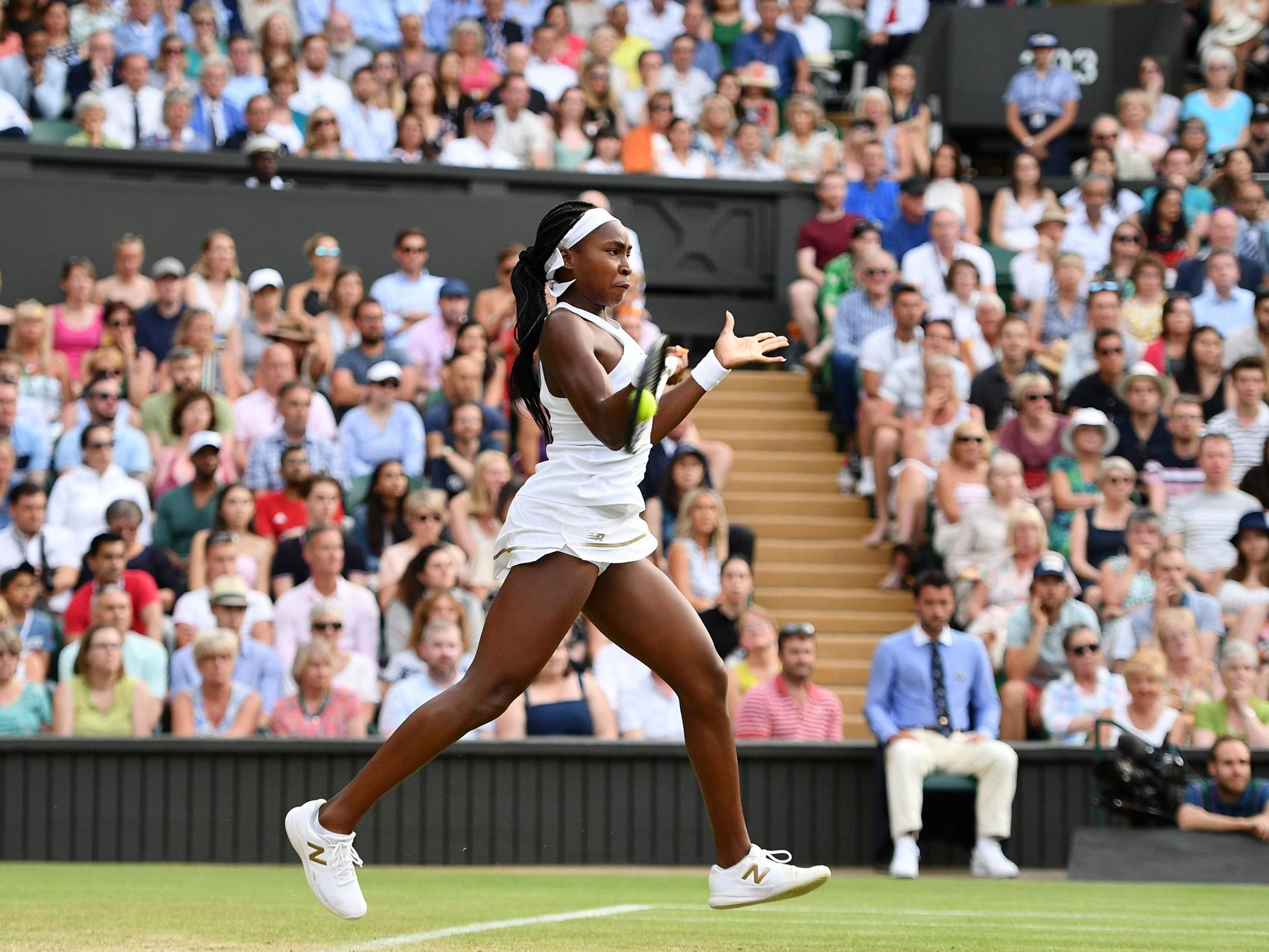 Wimbledon 2019: Coco Gauff is not the new Venus Williams – she's made a whole new category