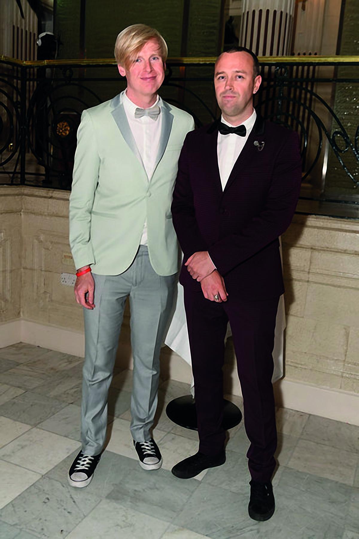 Pride Power List: Sir Ian McKellen and Munroe Bergdorf among