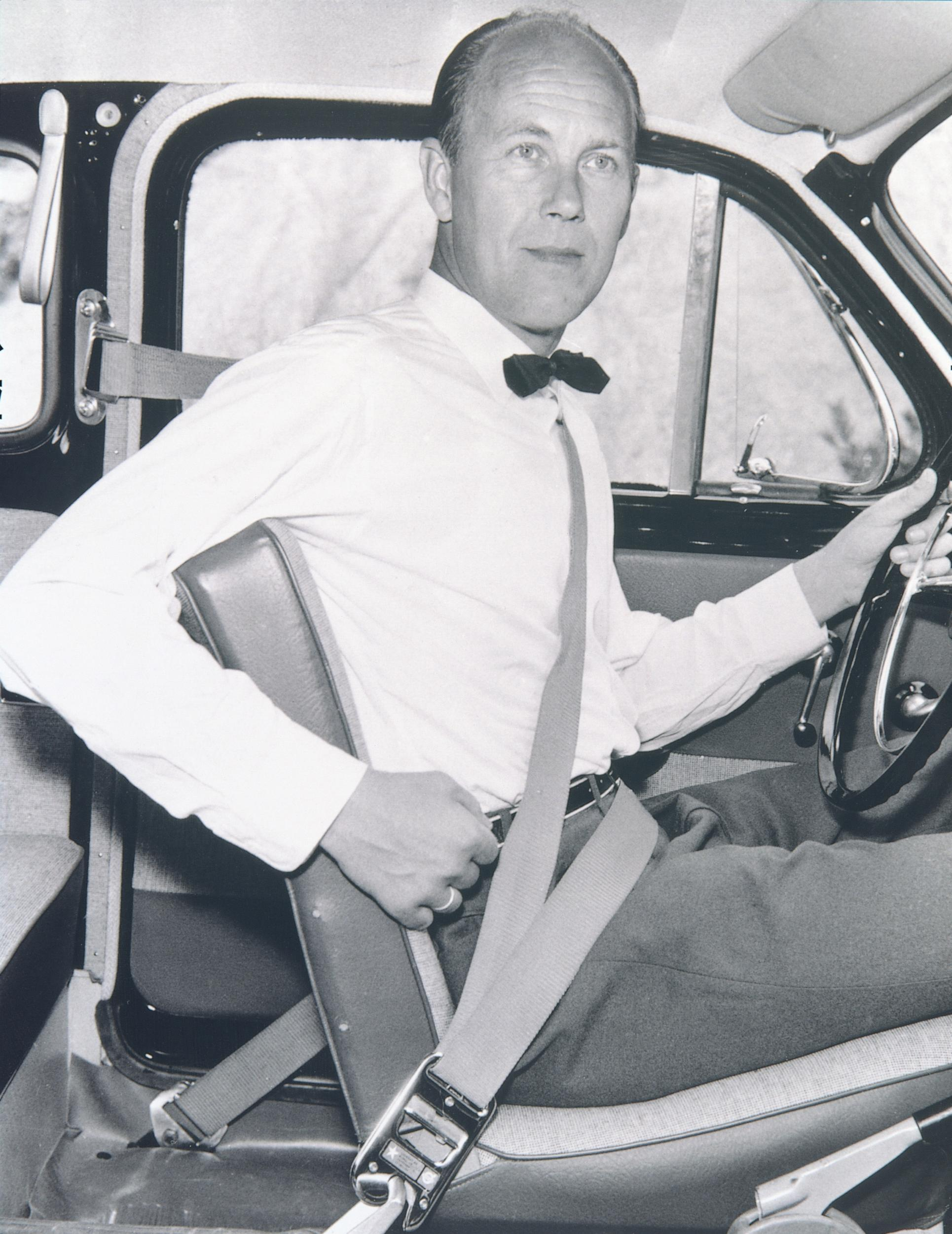 Reinventing the seatbelt for the self driving era | The