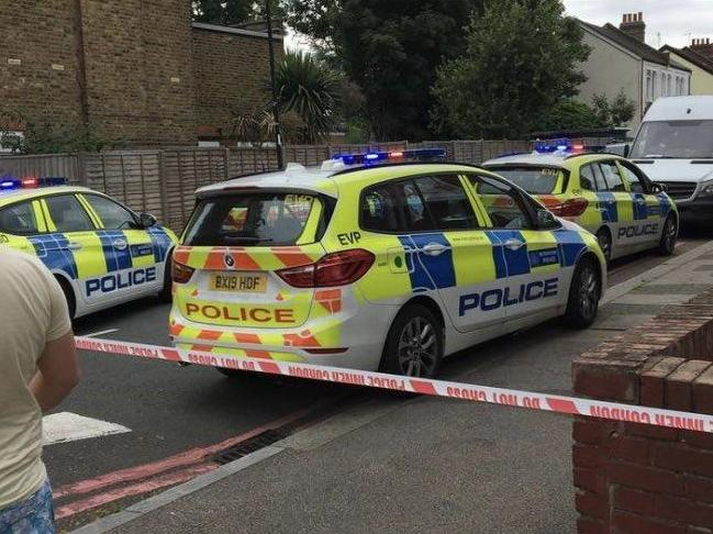 Man arrested after woman and three girls attacked with knife in north London 1