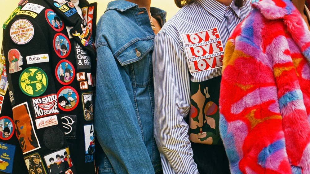 Stella McCartney unveils collection inspired by Beatles film