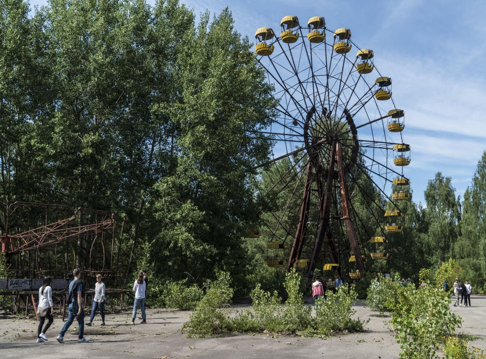 The exposure to radiation at Chernobyl is about as safe as a two-hour flight