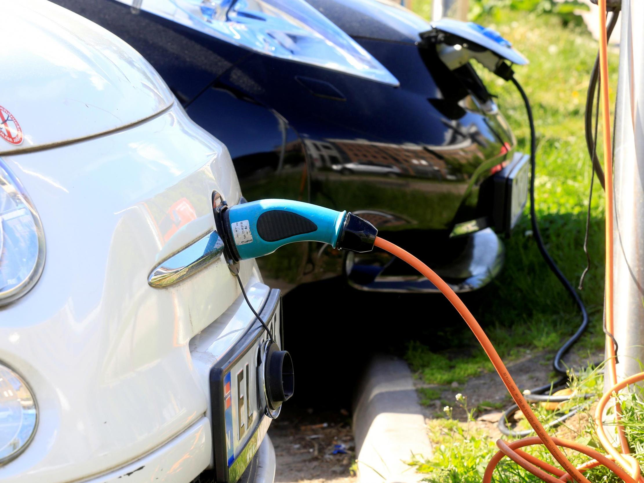 Electric vehicles made up almost half of all cars sold in Norway in …