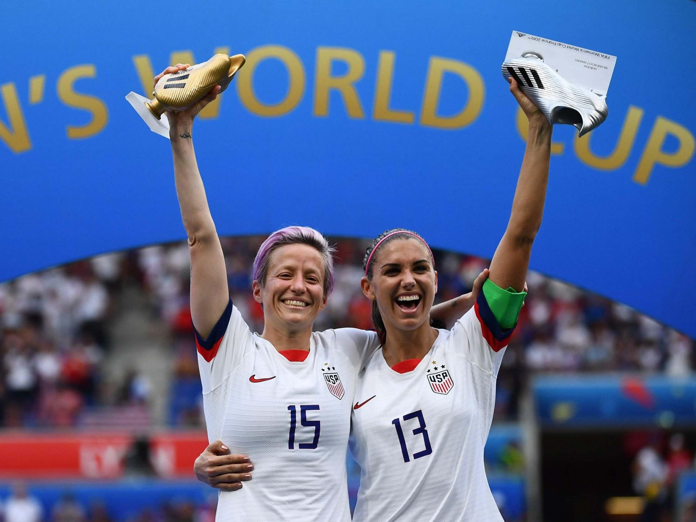 2019 womens world cup golden boot
