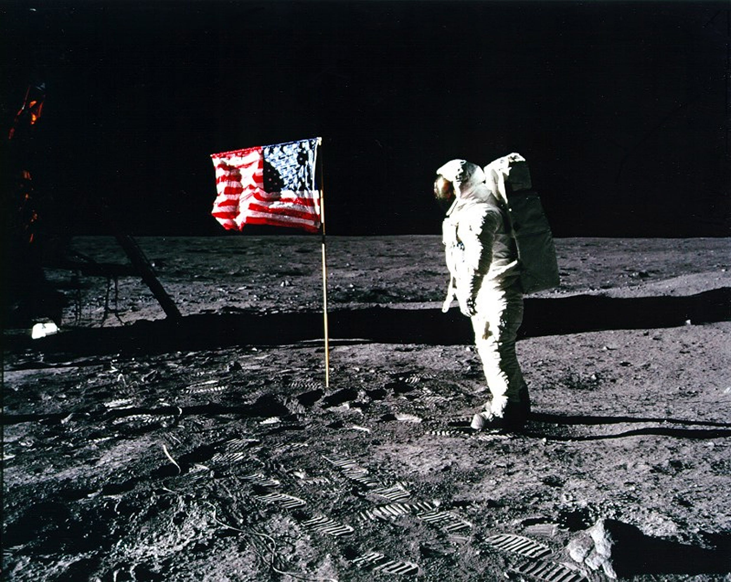 How moon landing conspiracy theories influenced the far-right