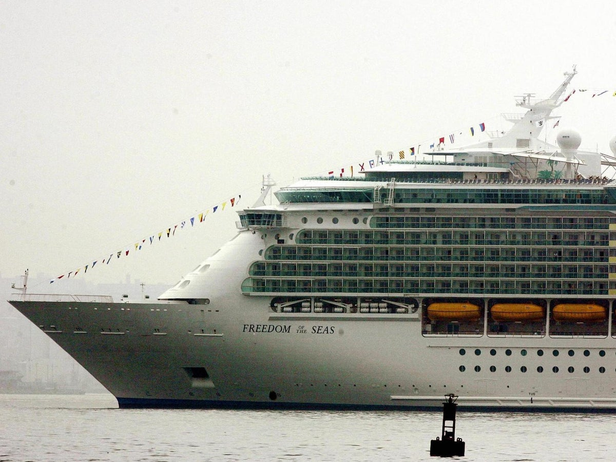 Young Girl Falls To Death From Cruise Ship After Being Accidentally Dropped By Grandfather The Independent The Independent