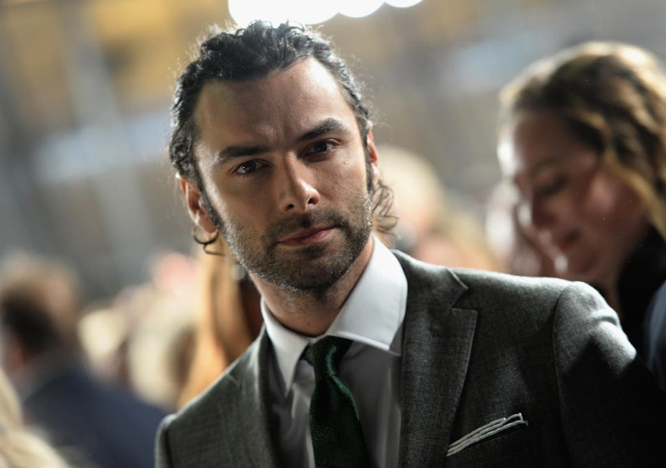 1319dc728 Aidan Turner: BBC Poldark star discusses empathy for objectified women