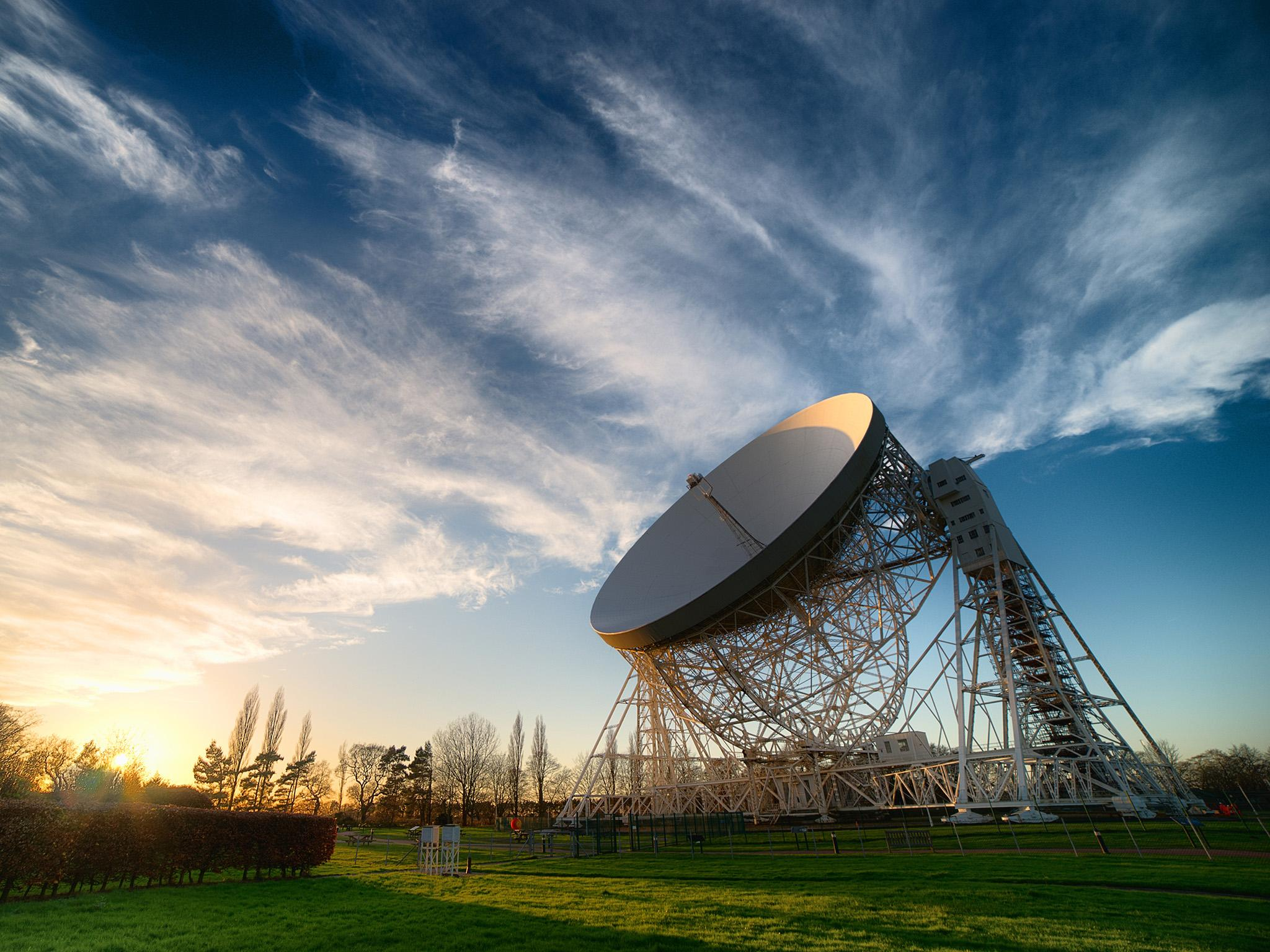 Why Jodrell Bank and the Lovell Telescope deserve their place on the…