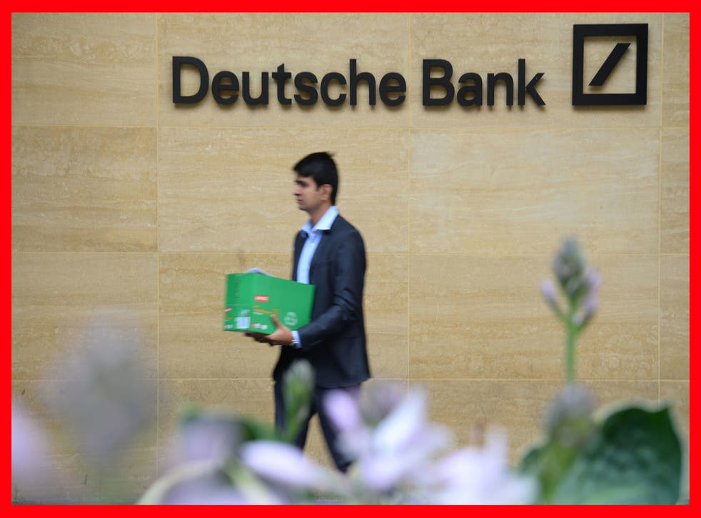Bad news for Deutsche Bank's staff as thousands of jobs go