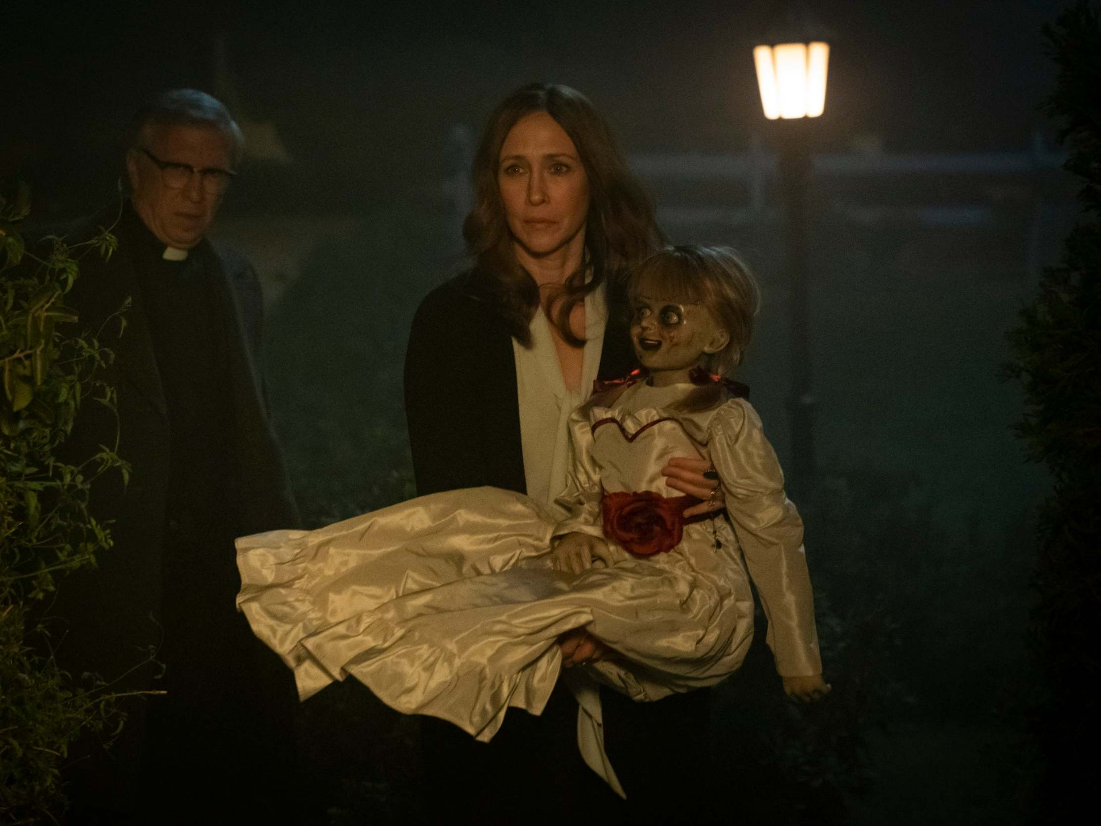 Annabelle Comes Home review: A charming horror with a spin-the-wheel…