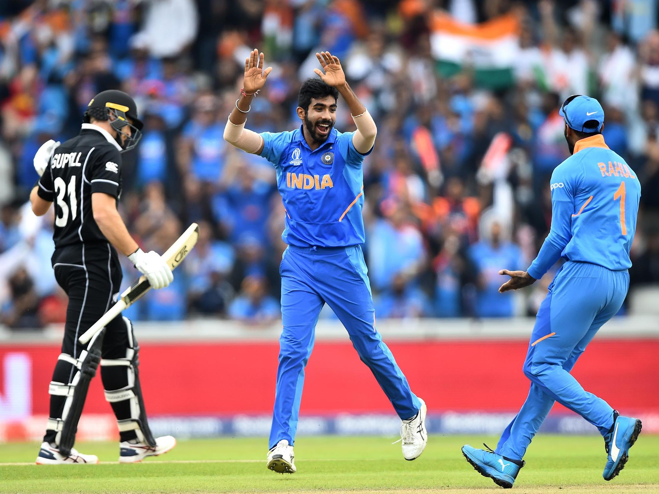 India vs New Zealand LIVE Cricket World Cup 2019: Latest