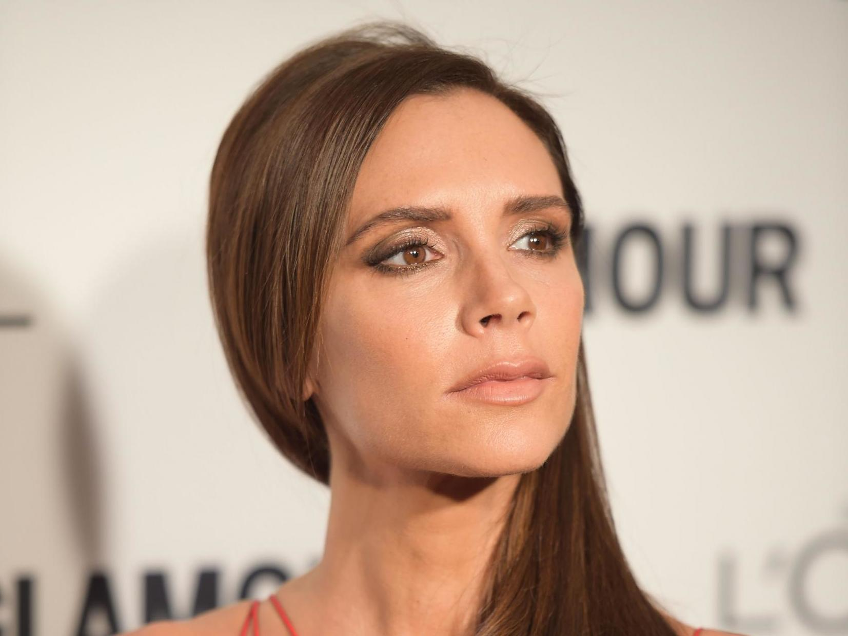 Victoria Beckham Shares Sneak Peek Of Upcoming Beauty Line The Independent The Independent