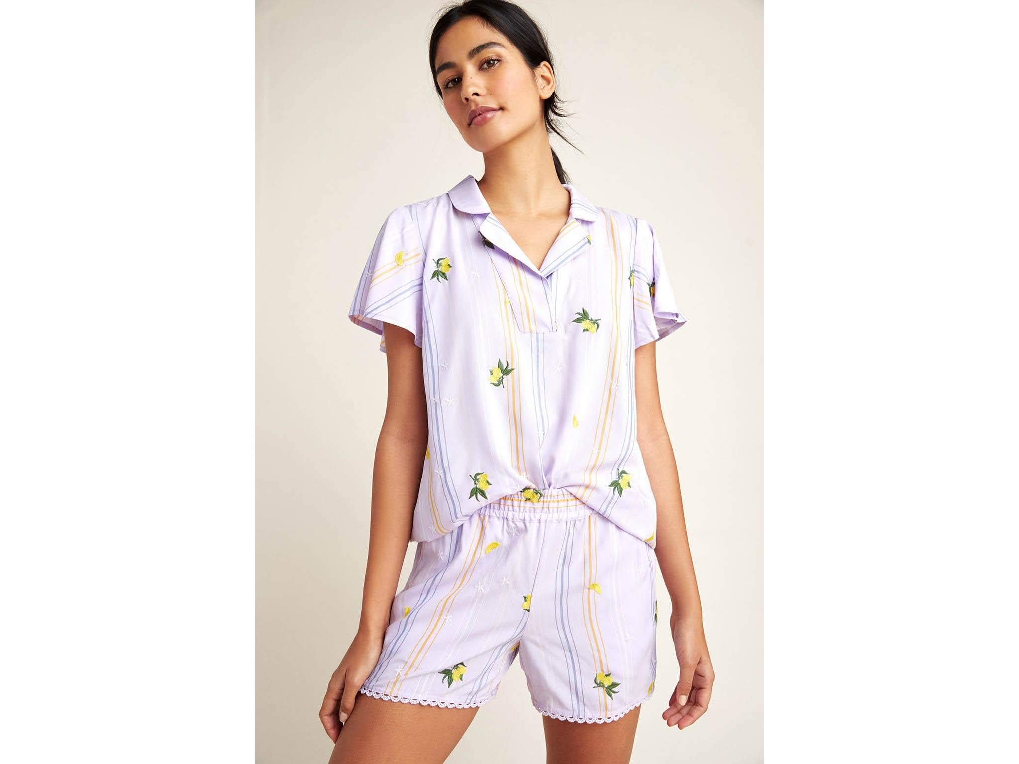 2cfbc000ddc2 Best summer pyjamas for women: Choose from linen, silk and bamboo materials  to keep you cool