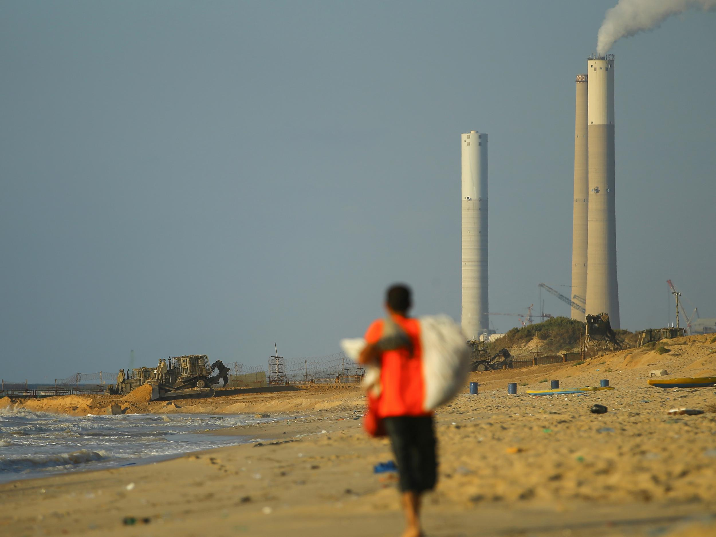 How an overload of natural gases is hindering Israel