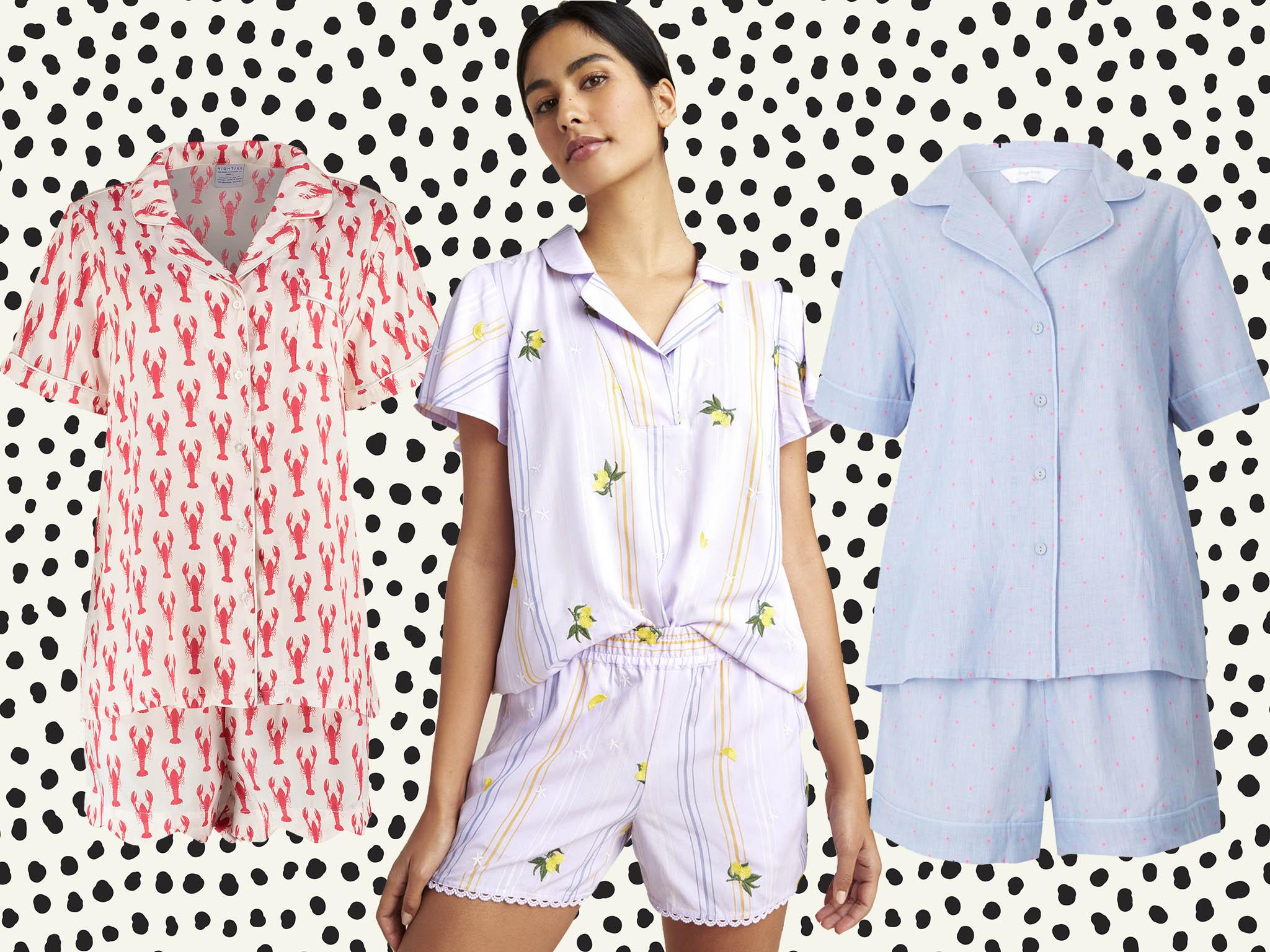 7f7529f5c0 Best summer pyjamas for women: Choose from linen, silk and bamboo materials  to keep you cool