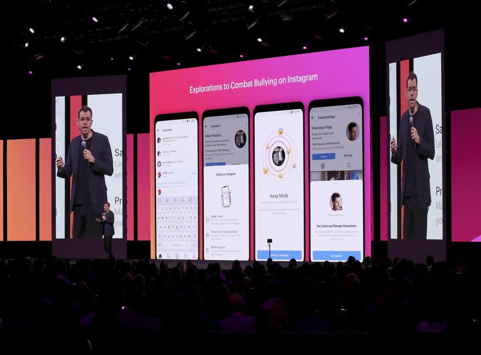 The social media platform has unveiled anti-bullying tools