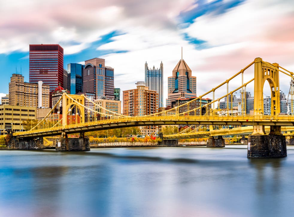 Pittsburgh is an architecture buff's dream, dating back to its industrial heyday