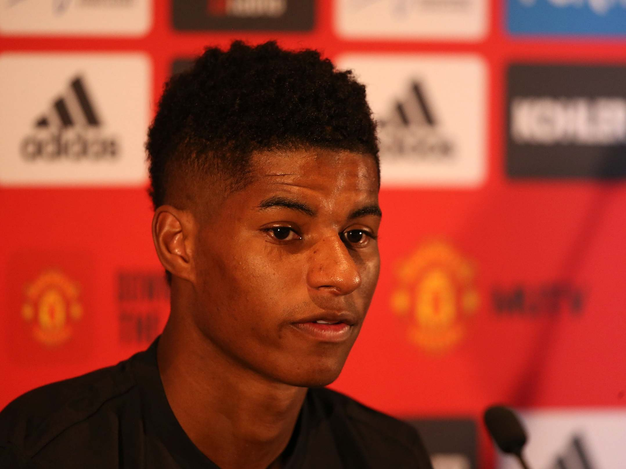 Marcus Rashford Explains Why He Is Ready To Hit Ground Running For Manchester United And Break 20 Goal Barrier The Independent The Independent