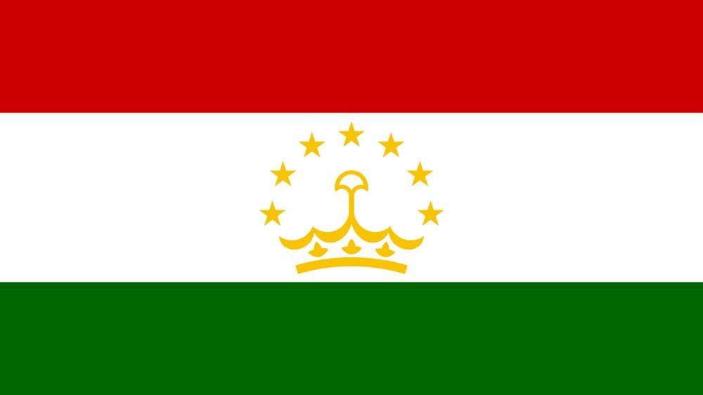 20. Tajikistan