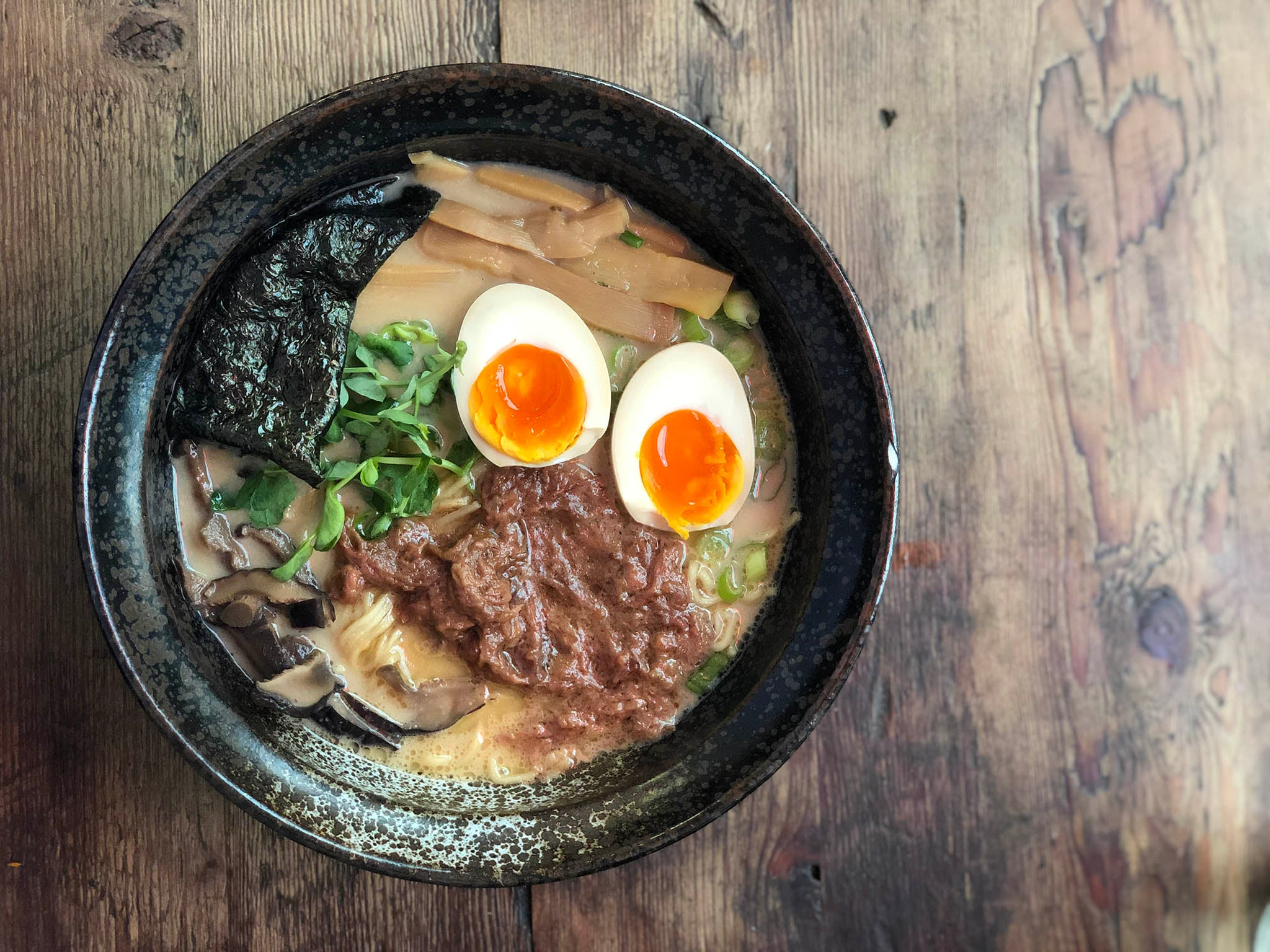 Ramo Ramen, restaurant review: How being locked inside a toilet leads to expanding your knowledge of cuisines 1